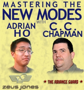 Adrian Ho and CC Chapman: Mastering the New Modes, hosted by Launch Memphis and Southern Growth Studio